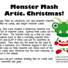 Monster Smash Articulation - Christmas!