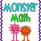 Monster Math~ 6 Centers