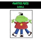 Monster Math CCSS 2.OA.1
