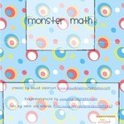 Monster Math Centers Pack