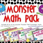 Monster Math Combo Pack