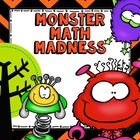Monster Math Madness