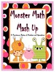 Monster Math Mash Up: A Monsterous Review of Numbers and O
