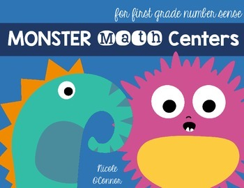 http://www.teacherspayteachers.com/Product/Monster-Math-for-Number-Sense-1140228