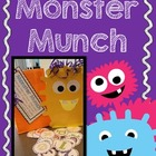 Monster Munch! An Alphabet Game