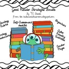 Monster Theme Reading Strategies Bundle