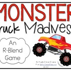 Monster Truck Madness - An R-Blends Game