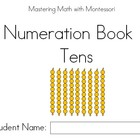Montessori Bead Bar Book 3 - Tens