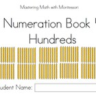 Montessori Bead Bar Book 4 - Hundreds