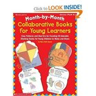 Month-by-Month Collaborative Books for Young Learners [Paperback]