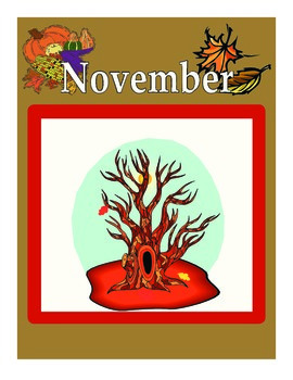 Monthly Activities, November