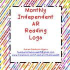 Monthly Independent AR Reading Logs