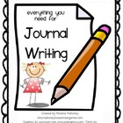 Monthly Journal Writing- All You Need!