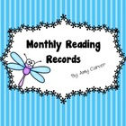 Monthly Reading Records