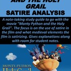 Monty Python and the Holy Grail Satire Lesson