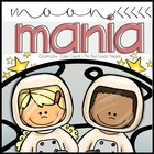 Moon Mania {Math, Literacy, &amp; Science Activities}