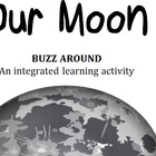 Moon facts activity integrates science, language arts, gra