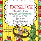 Mooseltoe {Math and Literacy Activities plus Craftivity}