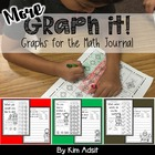 More Graph It! - Encore Packet, Graphs for Math Journals