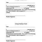 More High School Organization Forms