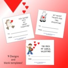 More Valentine's Cards
