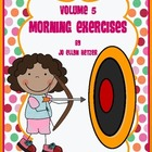 Morning Exercises - Morning Work - Volume 5