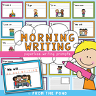 Morning Message - Spelling & Reading Activity for the Smartboard