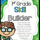 Morning Work Book/ Skill Builders- 1st Grade Common Core
