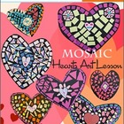 Mosaic Heart Art Activity