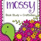Mossy by Jan Brett {Book Study & Turtle Craftivities}