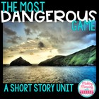 &quot;Most Dangerous Game&quot; Short Story Unit