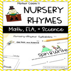 Mother Goose&#039;s Nursery Rhymes: Math, Literacy and Science Centers