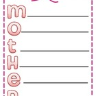 Mother&#039;s Day Acrostic