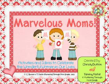 "Mother's Day Activities - ""Marvelous Moms!"""