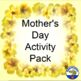 Mother&#039;s Day Activity Pack