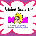 Mother&#039;s Day Advice Book