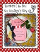 Mother's Day Breakfast in Bed Shape Book