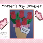 Mother&#039;s Day Card-Craft and Literacy Activities