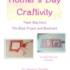 Mother&#039;s Day Card Craftivity