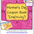 Mother&#039;s Day &quot;Coupon Book&quot; Craftivity: Cards, Notes, and Coupons!