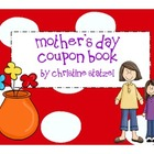 Mother&#039;s Day Coupon Book Gift Idea