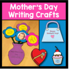 Mother's Day Craftivity: Flowers in a Vase, Coupons, Shape