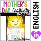 Mother&#039;s Day Craftivity and Student Book- English