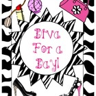 Mother's Day Diva for a Day Book