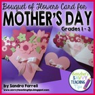 Mother&#039;s Day Flower Pop Up Card