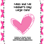 Mother's Day Large Card