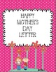 Mother&#039;s Day Letter