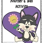 Mother&#039;s Day Literacy Pack