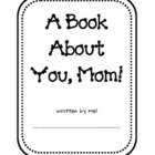 Mother&#039;s Day Memories Book
