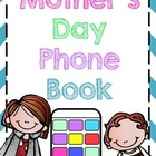 Mother's Day Phone Book